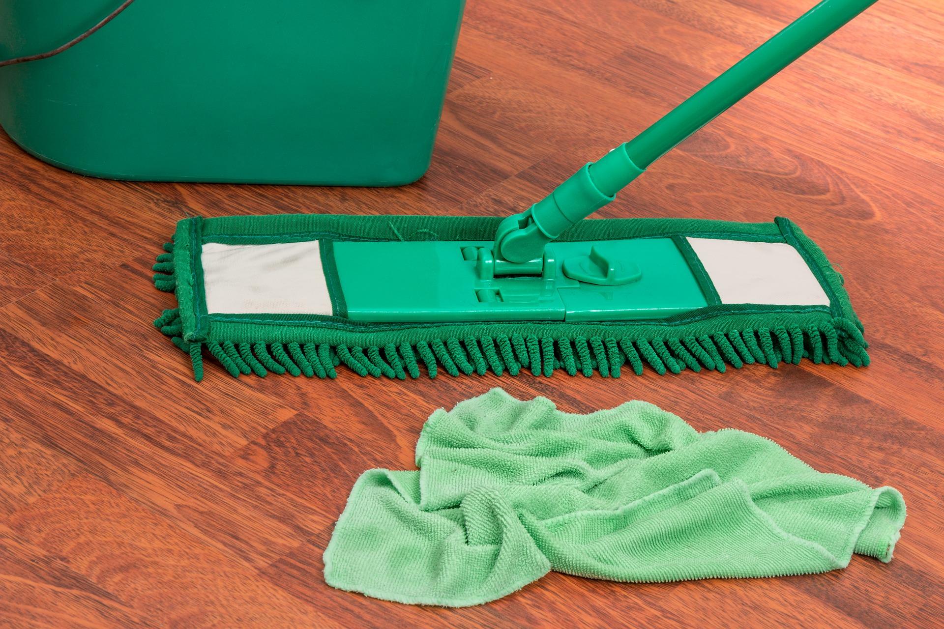 Servicio de limpieza para comunidades de propietarios