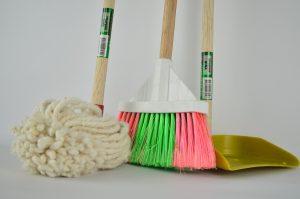lugares a mantener limpios en tu comunidad